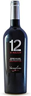 Varvaglione - Negroamaro del Salento IGP 12 e Mezzo, 750 ml