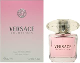 Versace Bright Crystal Eau de Toilette, Donna, 30 ml