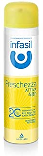 Infasil Freschezza Attiva Deodorante Spray - 150 ml
