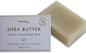 friendly sapone naturale fatto a mano burro di karite bar pulizia del viso