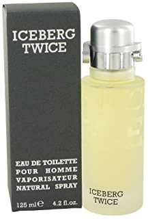 Twice Eau de Toilette 125 ml Spray Uomo