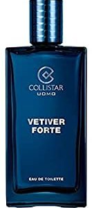 Collistar Eau de Toilette Uomo Vetiver Forte - 100 ml.