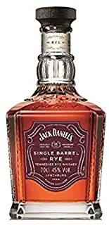 Jack Daniel's Single Barrel Rye 70 cl