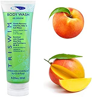 Triswim Gel Doccia Anticloro Aloe Vera 251 ml