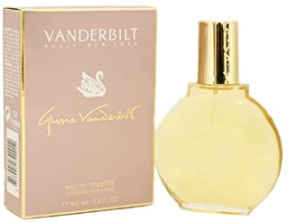 Gloria Vanderbilt Eau de Toilette Donna, 100 ml