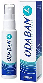 ODABAN Antitraspirante Deodorante Antitraspirante Ascelle Eccessiva Sudorazione Trattamento di Iperidrosi Forza di Prescrizione