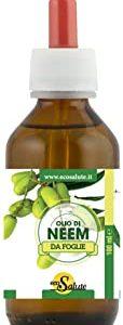 Spazio Ecosalute Olio di Neem Foglie - 100 Ml