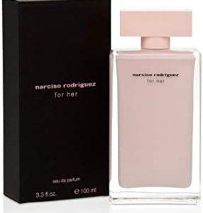 Narciso Rodriguez For Her Eau de Parfum, Donna, 100 ml