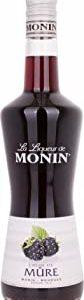Monin Monin Liquore Crema di Mora - 700 ml