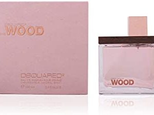 Dsquared2 She Wood Eau De Parfum Pour Femme Vaporisateur Natural Spray 50 ml