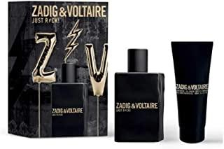 Zadig & Voltaire Just Rock For Him - Set Regalo Eau de Toilette 50 ml + Shower Gel 100 ml - Profumo Uomo