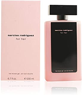 Narciso Rodriguez For Her Woman Gel Doccia, Donna, 200 ml