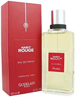 Guerlain Habit Rouge Eau De Parfum Vaporizador - 100 ml