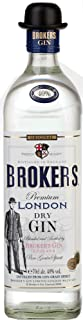 Brokers Gin Limited 40% vol., 700 ml