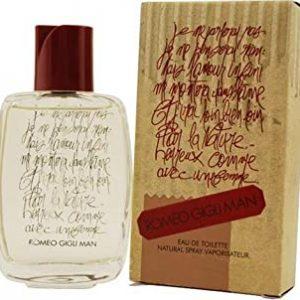 Romeo Gigli Man EDT 100 ml spray, confezione da 1 pezzo (1 x 100 ml)