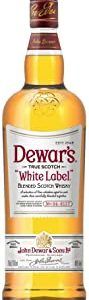 Dewar's White Label Blended Scotch Whisky - 700 ml