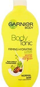 L'Oreal Garnier - Lozione idratante e rassodante per il corpo, 400 ml