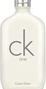 Calvin Klein CK-One Eau De Toilette, Unisex, 200 Milliliter