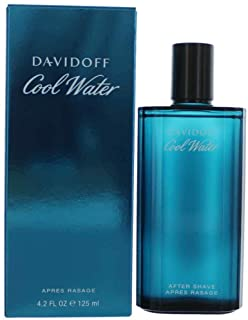 Davidoff Cool Water Dopo Barba, Uomo, 125 ml