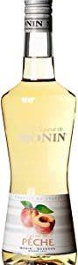 Monin Creme De Peche Liquore alla Pesca - 700 ml