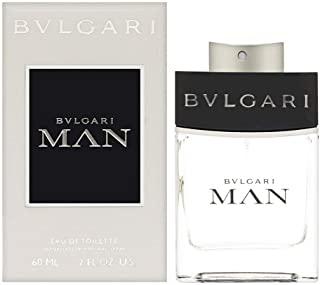 Bvlgari Man Eau de Toilette, Uomo, 60 ml
