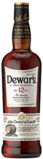 Dewar's 12 Whisky Scotch Blended Invecchiato 12 anni - 700 ml