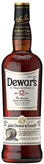 Dewar's 12 Whisky Scotch Blended Invecchiato 12 anni - 700 ml