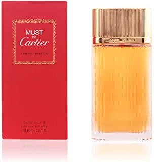 Cartier CRT69817440 Must, Eau De Toilette, 100 ml