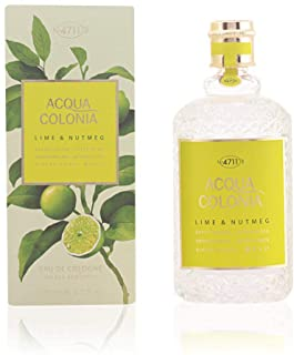 4711 Acqua Colonia Lime & Nutmeg Eau De Toilette Spray - 50 ml