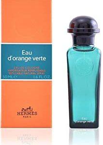 Hermes Eau d'Orange Verte Eau De Cologne Vapo - 50 ml