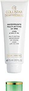 Collistar Crema Deodorante Multi - Attivo 24 Ore - 75 ml.