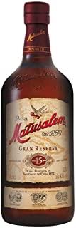 Matusalem Rum Gran Riserva 15 Anni - 700 ml