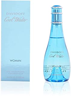 Davidoff Cool Water Woman Deodorante Spray, Donna, 100 ml