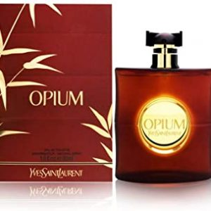 Yves Saint Laurent Opium Eau de Toilette, Donna, 50 ml