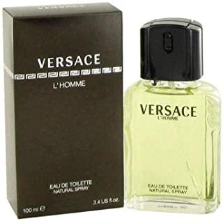 Gianni Versace Versace L'Homme Eau de Toilette, Uomo, 100 ml