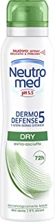 Neutromed Deo Spray Dermo Defense 5 Dry - 150 ml