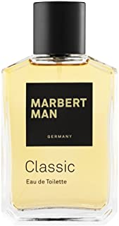Marbert Classic, Eau de Toilette da uomo con vaporizzatore, 100 ml