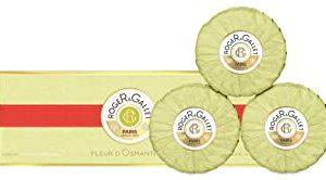 Roger & Gallet saponi Set di 3 fiore Osmanthus 3 x 100 g
