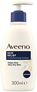Aveeno Skin Relief Nourishing Lotion  mit Shea Butter 300ml