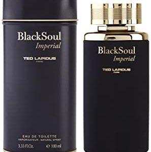 Ted Lapidus Acqua di Profumo, Black Soul Imperial Edt Vapo, 100 ml