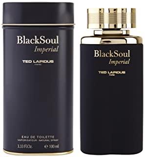 Ted Lapidus Acqua di Profumo, Black Soul Imperial Edt Vapo, 100 ml