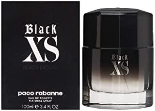 Paco Rabanne Black XS Eau de Toilette Uomo, 100 Ml