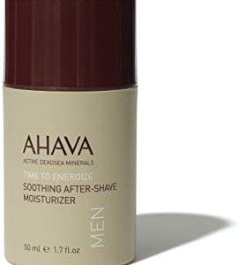 AHAVA Time to Energize lenitivo idratante dopobarba 50 ml
