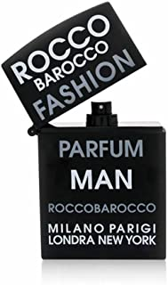 Rocco Barocco Fashion Uomo EDT, 75 ml, Vapo