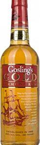 Gosling's Gold Bermuda Rum - 700 ml