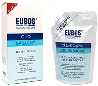 Morgan Eubos Olio Bagno Ricarica - 400 ml