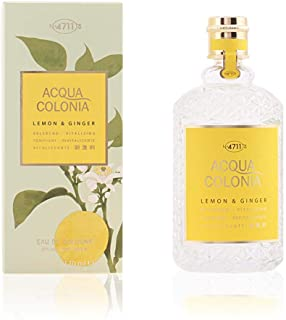 4711 Acqua Colonia Lemon & Ginger Eau De Toilette Spray - 50 ml