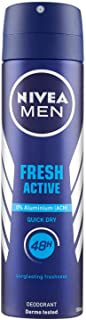 Nivea Men Deodorante Fresh Act. Spray Men 150 ml