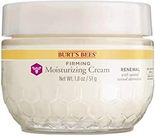 Burt's Bees Renewal - Crema notte rassodante, 50 ml