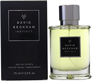 David Beckham - Eau de Toilette Instinct - Profumo Uomo - 75 ml